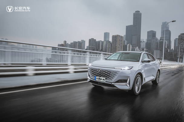UNI-K全新车机设计语言,树中国品牌智能交互新标杆