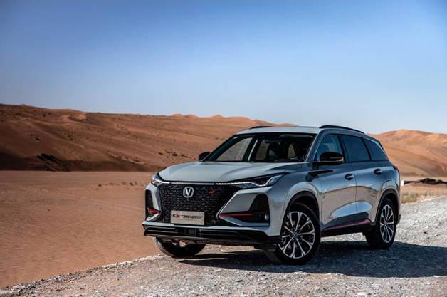 新王诞生!长安汽车CS75成为2021年2月份中国SUV销量冠军