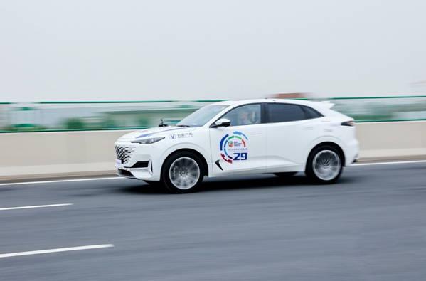 直击2021世界智能驾驶挑战赛 长安UNI-K满分夺金!