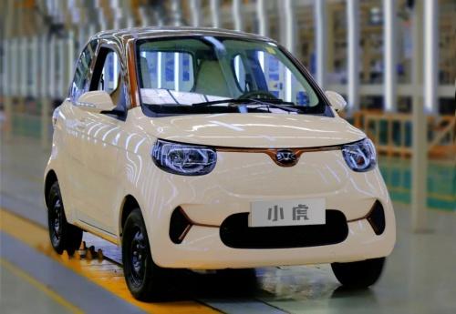 国企背书,硬磕宏光MINI EV,小虎FEV两款车型即将上市