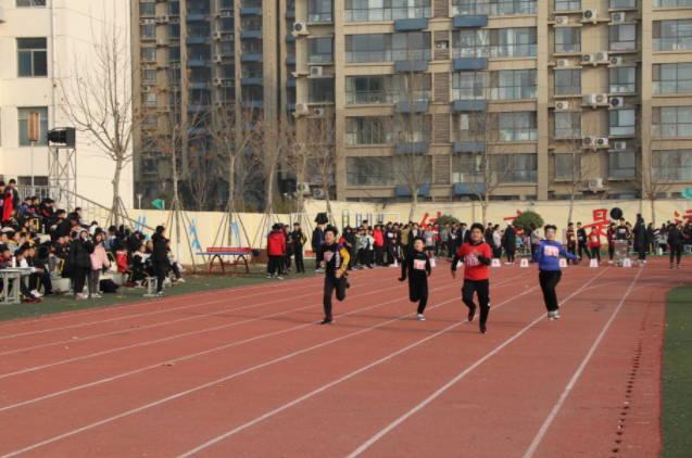 临沭县第四初级中学举行2019年冬季运动会暨冬季长跑比赛