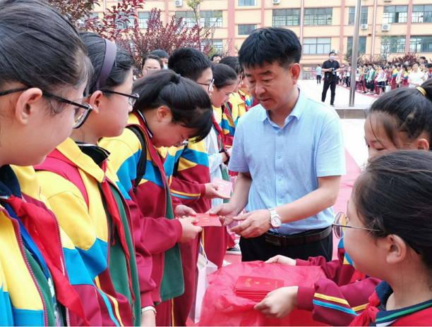 乐雅少年,未来可期--山东沂南孙祖小学举行毕业典礼