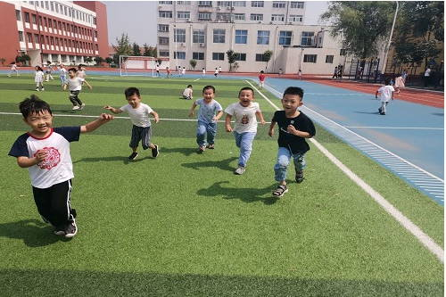周村区实验幼儿园:快乐链接 走向小学