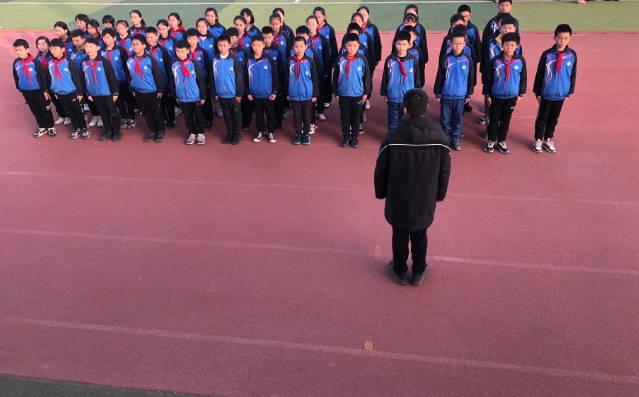 冠县清华园学校开展综合科教学质量考核活动