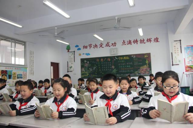 临沭县北城实验学校巧借《弟子规》开展传统美德教育活动