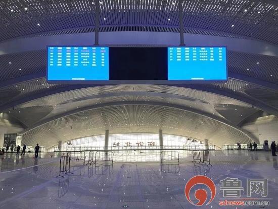 11月20日拟通车!鲁南高铁日照至曲阜段最新进展
