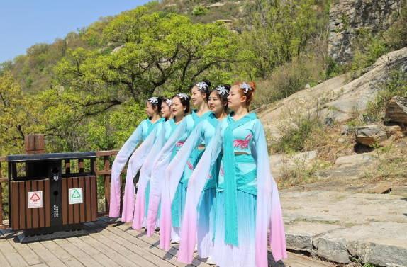 """曲阜吴村镇九仙山""""三月三""""系列活动精彩纷呈"""