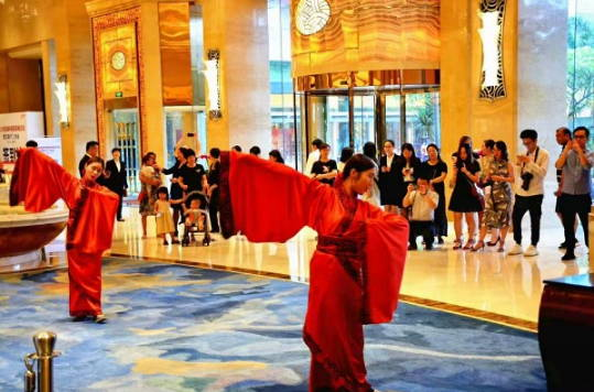 曲阜文化旅游推广活动走进广州