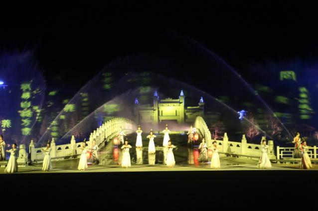 曲阜尼山文化夜游活动持续升温将持续进行到10月下旬