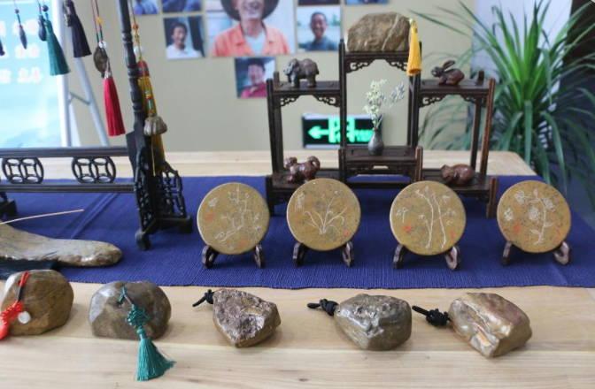 曲阜尼山文旅特色产品亮相首届中国国际文化旅游  博览会受青睐